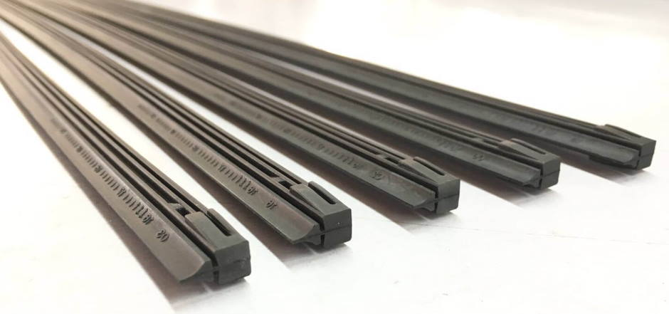 rubber wiper blades